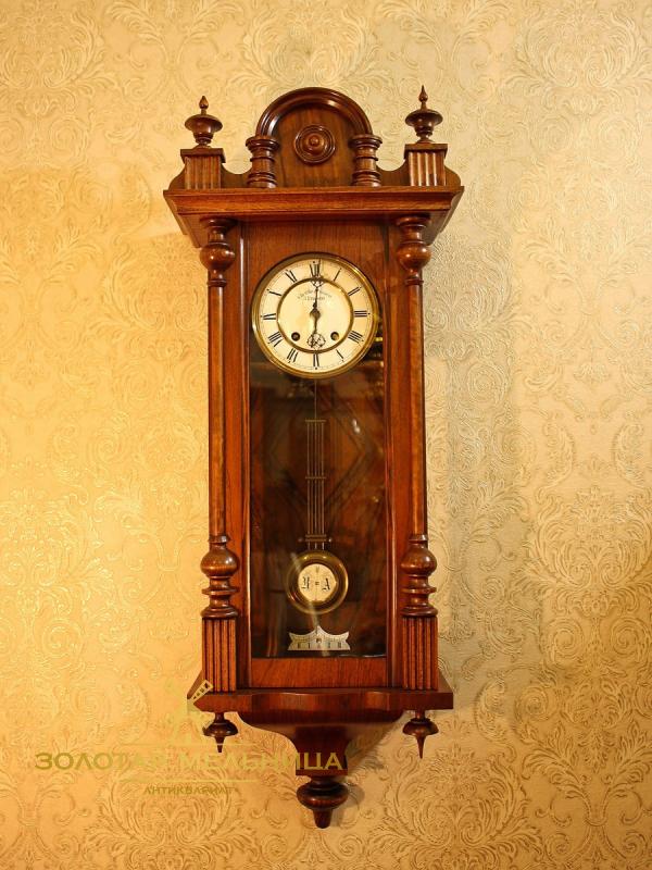 часы в венском стиле
