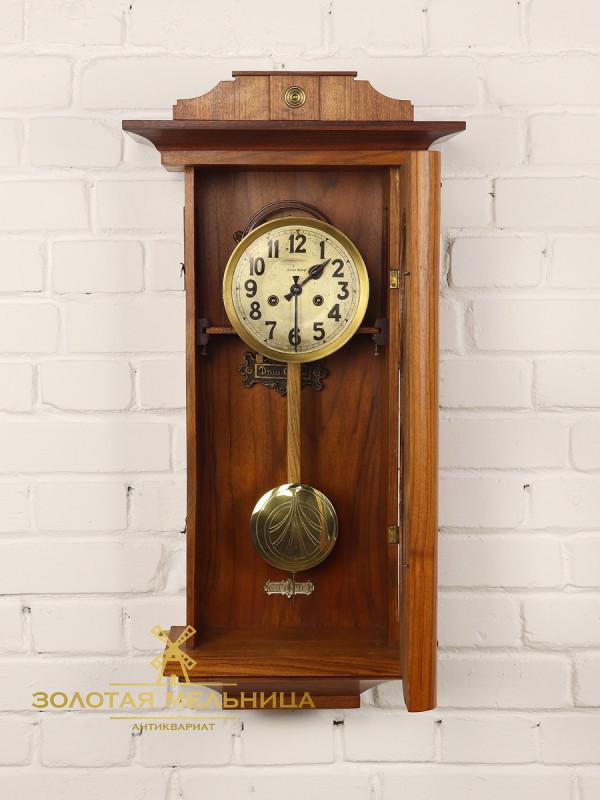 Настенные густав часы продать беккеркруглые механические бу продам часы